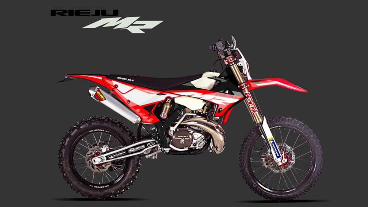Rieju MR Racing 300: escoge la decoración que más te guste