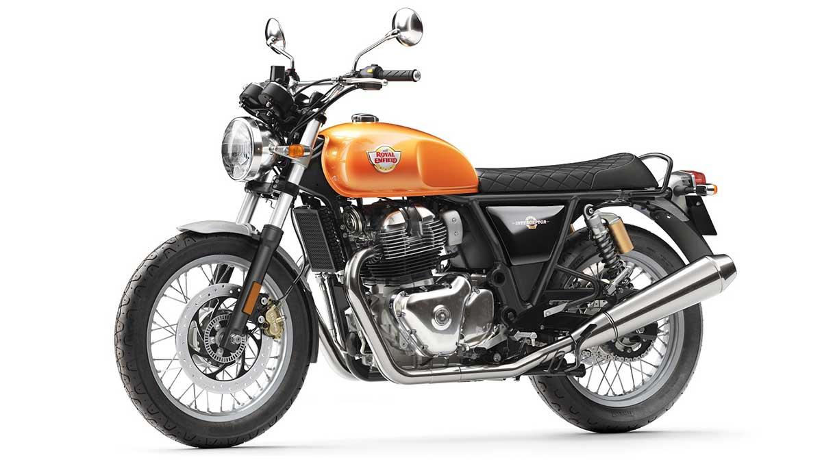 Royal Enfield, premio MCN a la mejor Moto Retro del Año