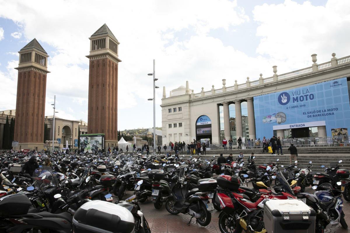 salon vive moto barcelona 2019 80g