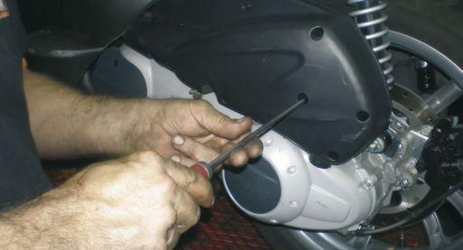 Cuál es y cuánto cuesta la reparación más común en motos