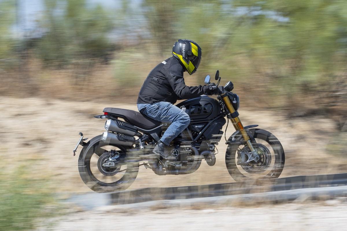 Prueba Ducati Scrambler 1100 Sport Pro: No renuncies a nada
