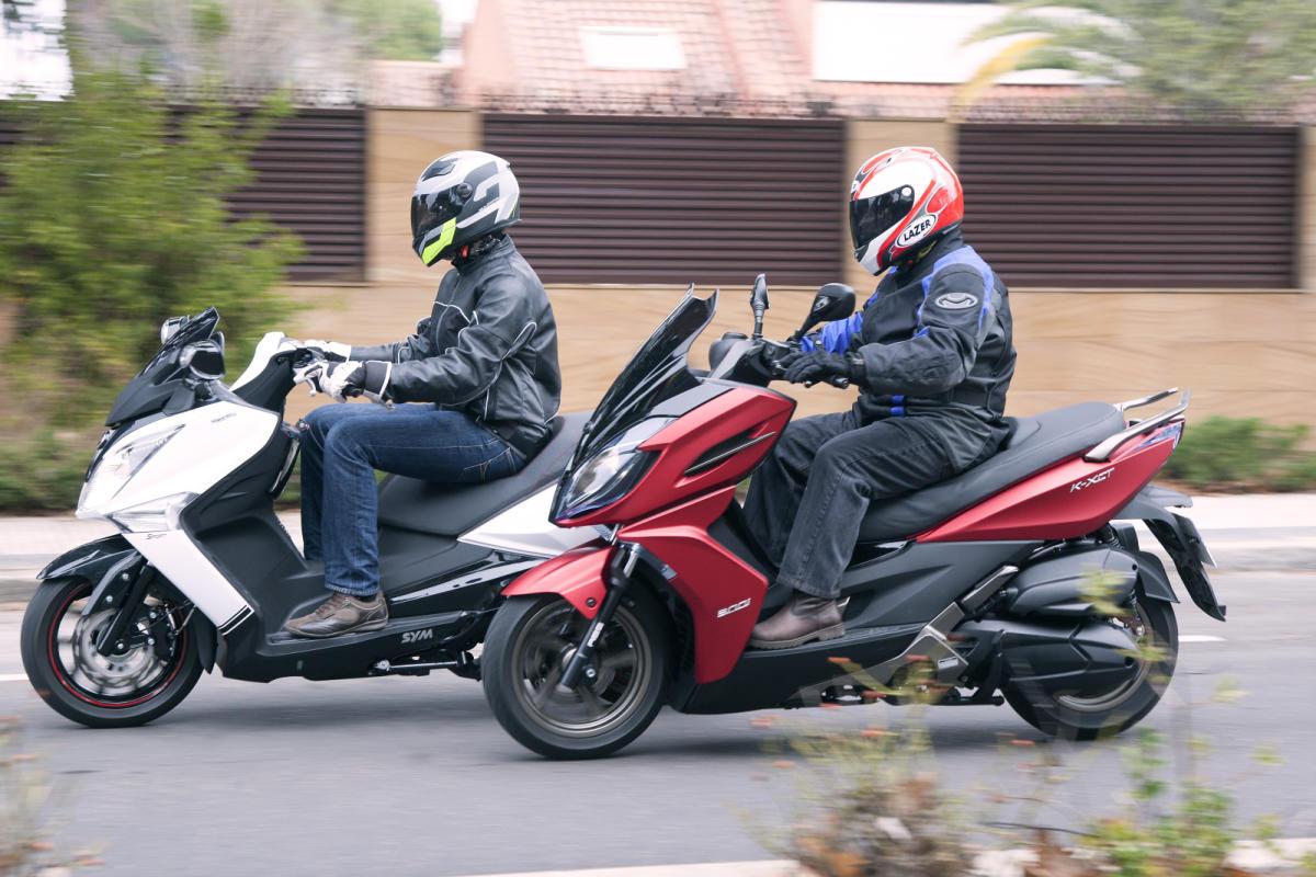 Medidas para mejorar la seguridad en moto