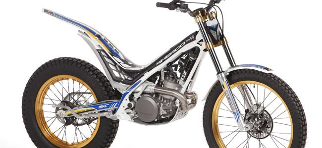 Sherco lanza su nueva ST2012