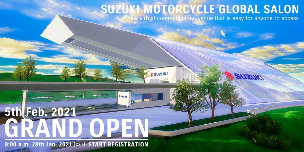 Suzuki creará su propio salón de la moto