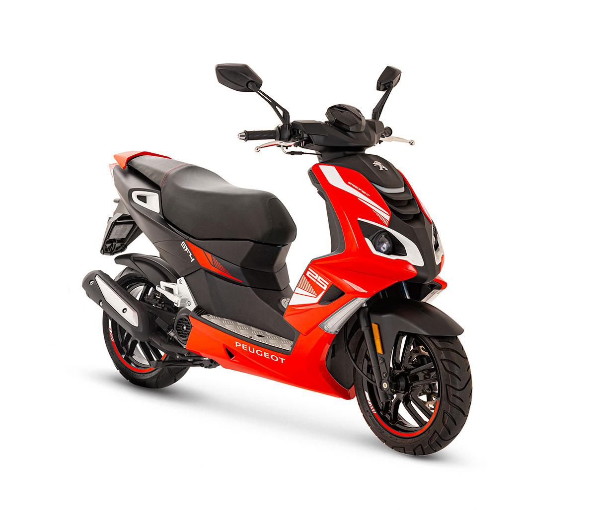 Novedades de Peugeot Motorcycles para 2021