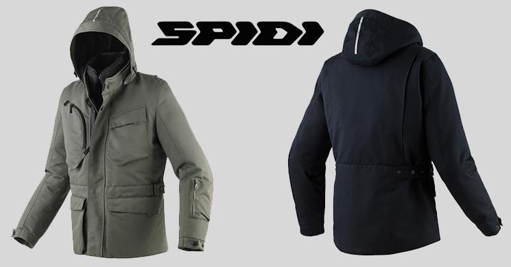 Combat Master, la nueva chaqueta de Spidi para no sufrir el frío en moto