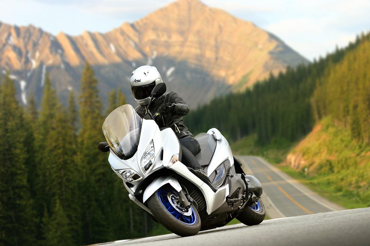 Suzuki Burgman 400: renovación 2021