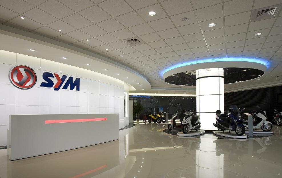 SYM ofrece garantía de cinco años