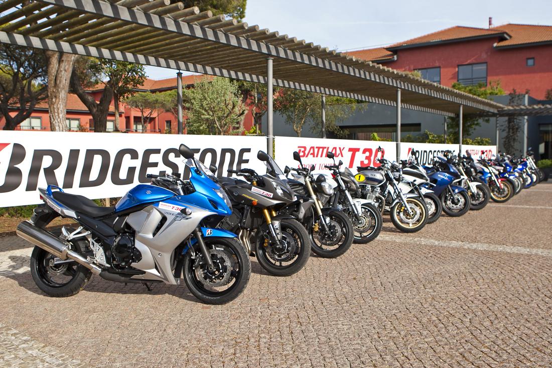 Novedad Bridgestone: Battlax T30