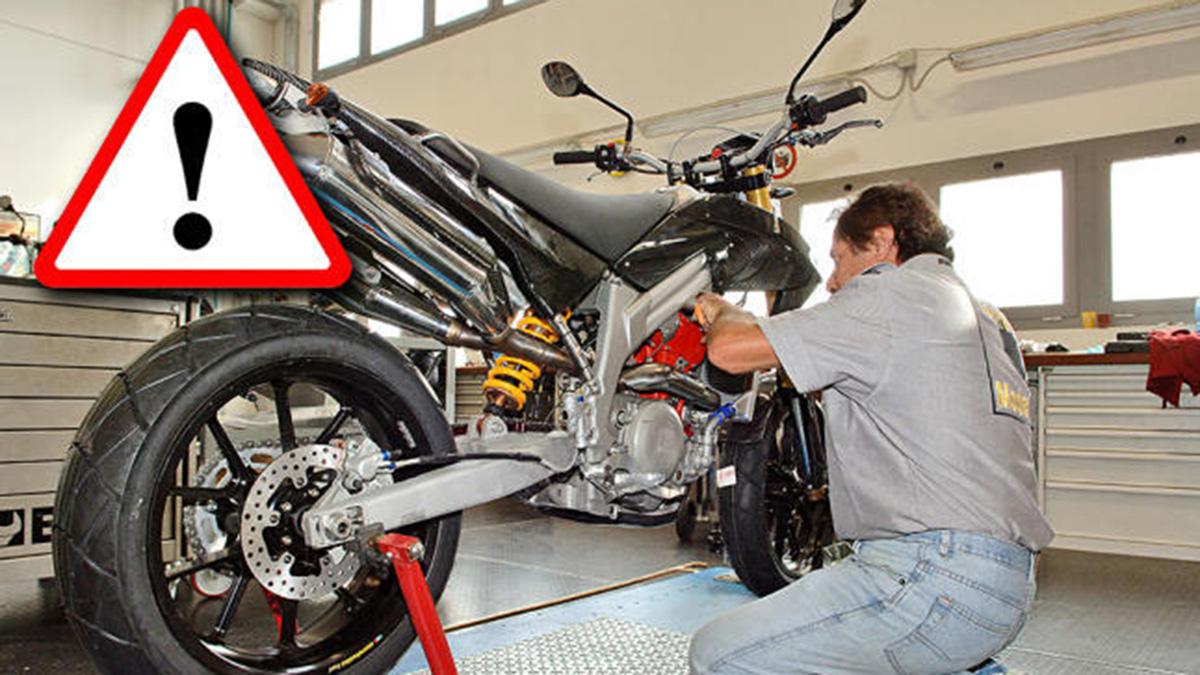 Averías eléctricas en la moto: cómo solucionarlas