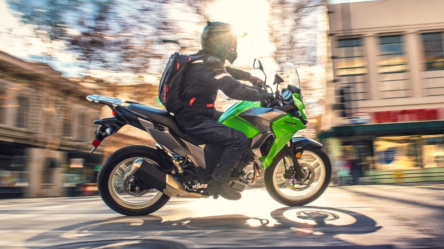 versys x300 side
