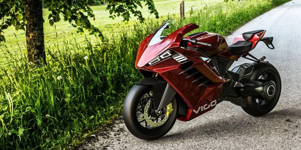 vigo superbike moto electrica