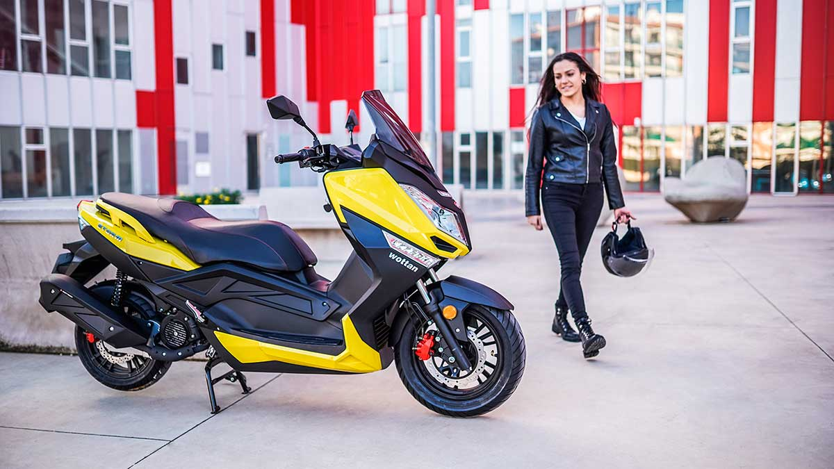 wottan storm 125 limited edition 2020 contiscoot