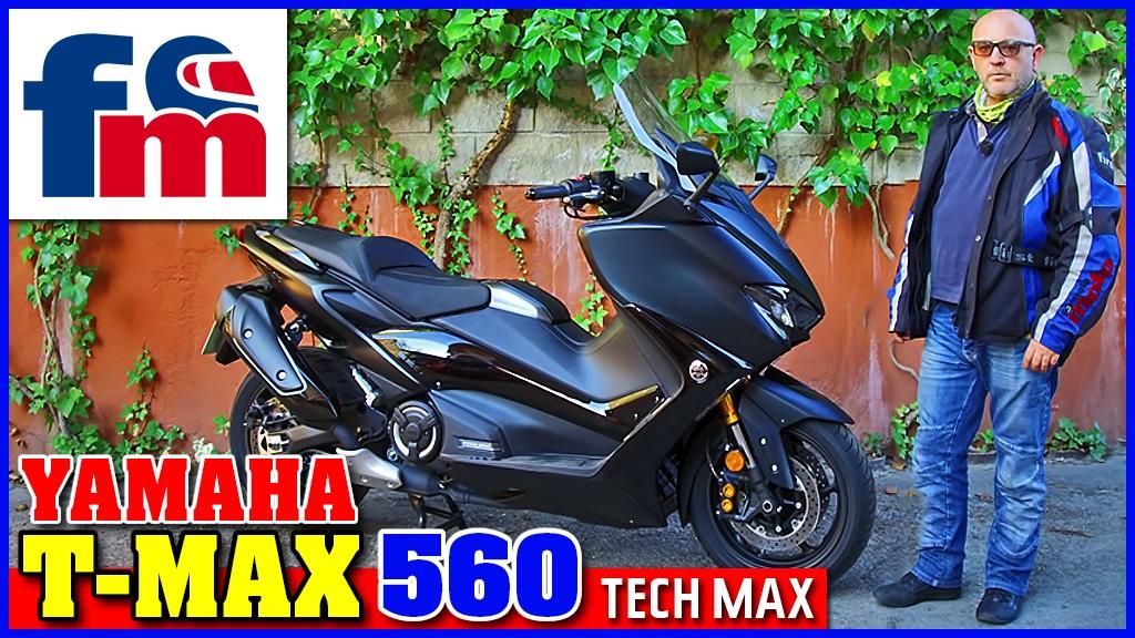 yamaha tmax 560 tech