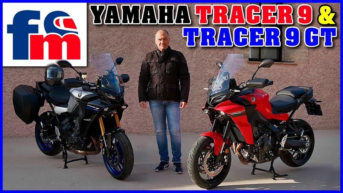 (VÍDEO) Yamaha Tracer 9/GT