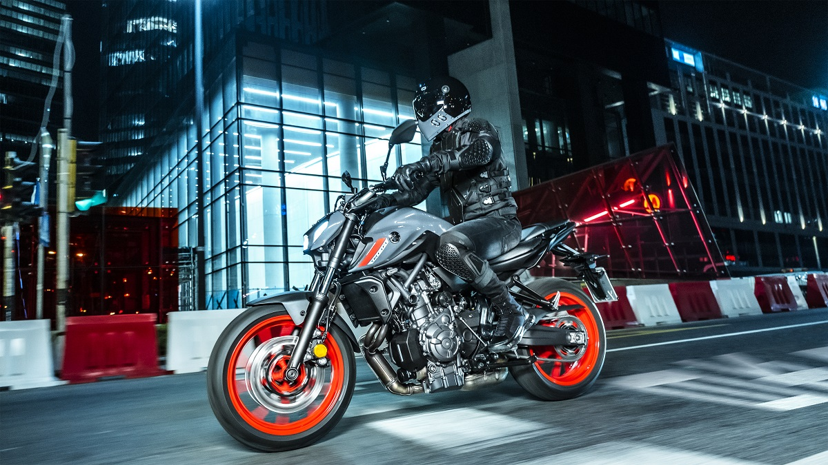 Yamaha MT-07 2021: así se renueva un superventas