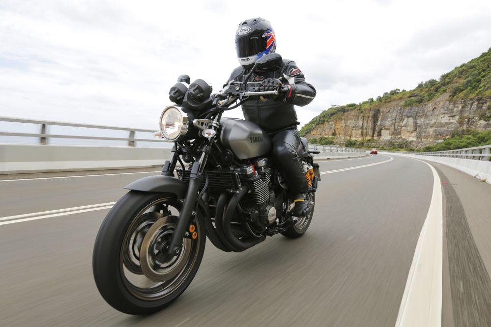 Prueba Yamaha XJR1300 2015: Historia sobre dos ruedas