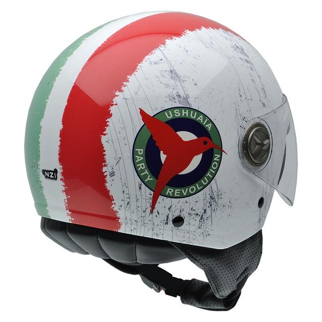 NZI muestra las nuevas gráficas en sus cascos