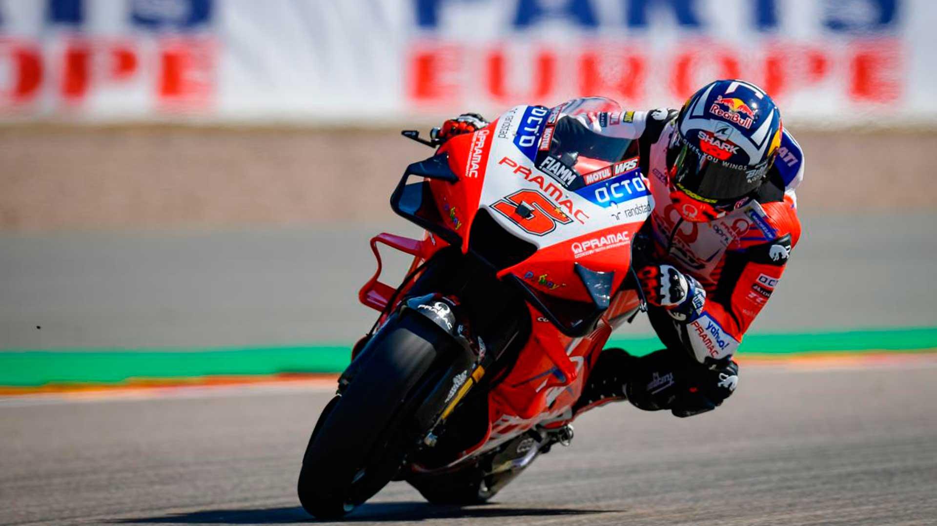 ¿Quién saldrá primero en el GP de Alemania de MotoGP?