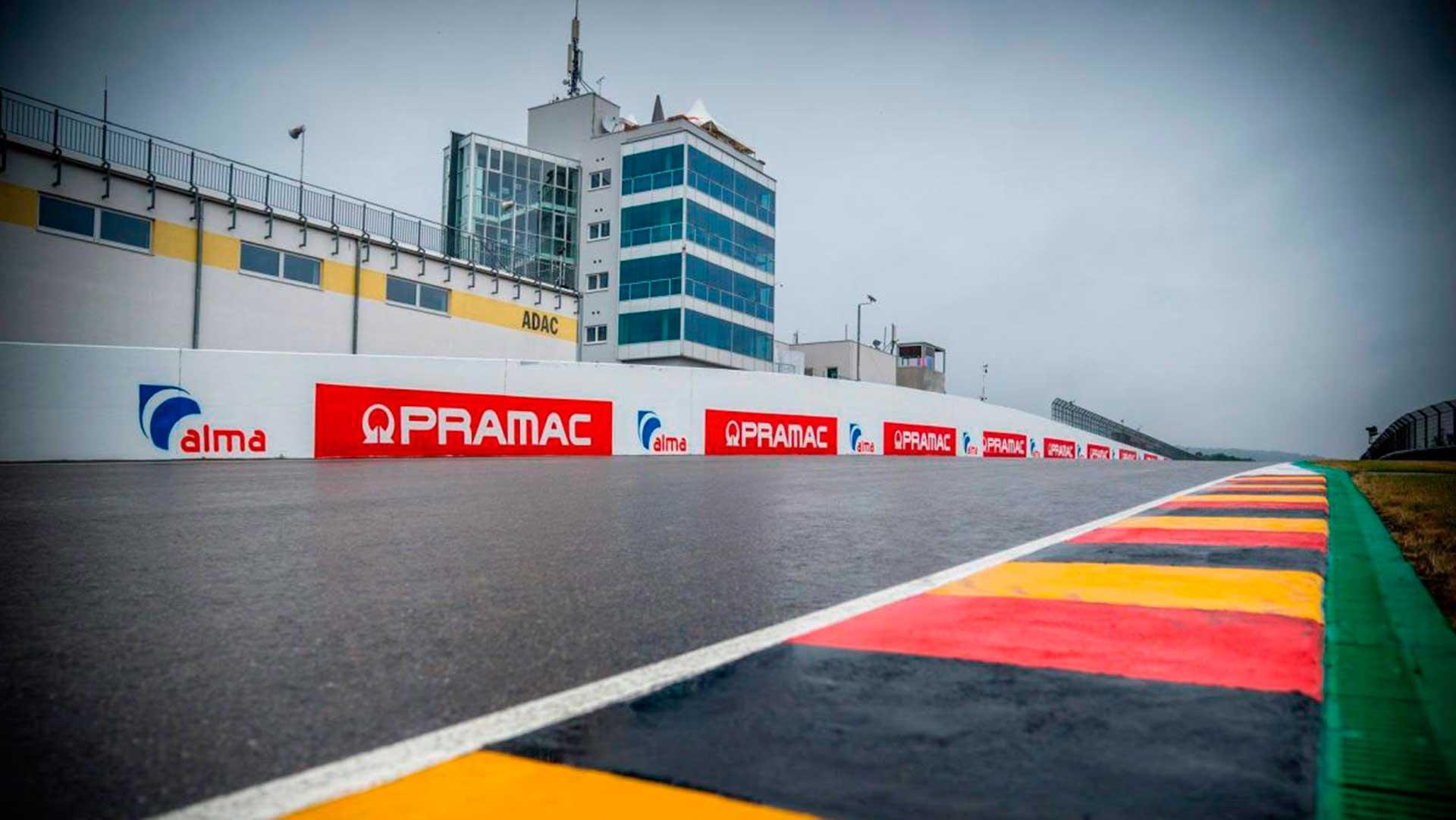 Gran Premio de Alemania de MotoGP: horarios y televisión