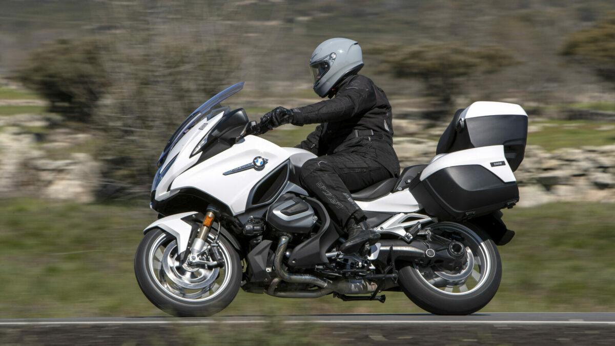 Prueba BMW R 1250 RT 2021