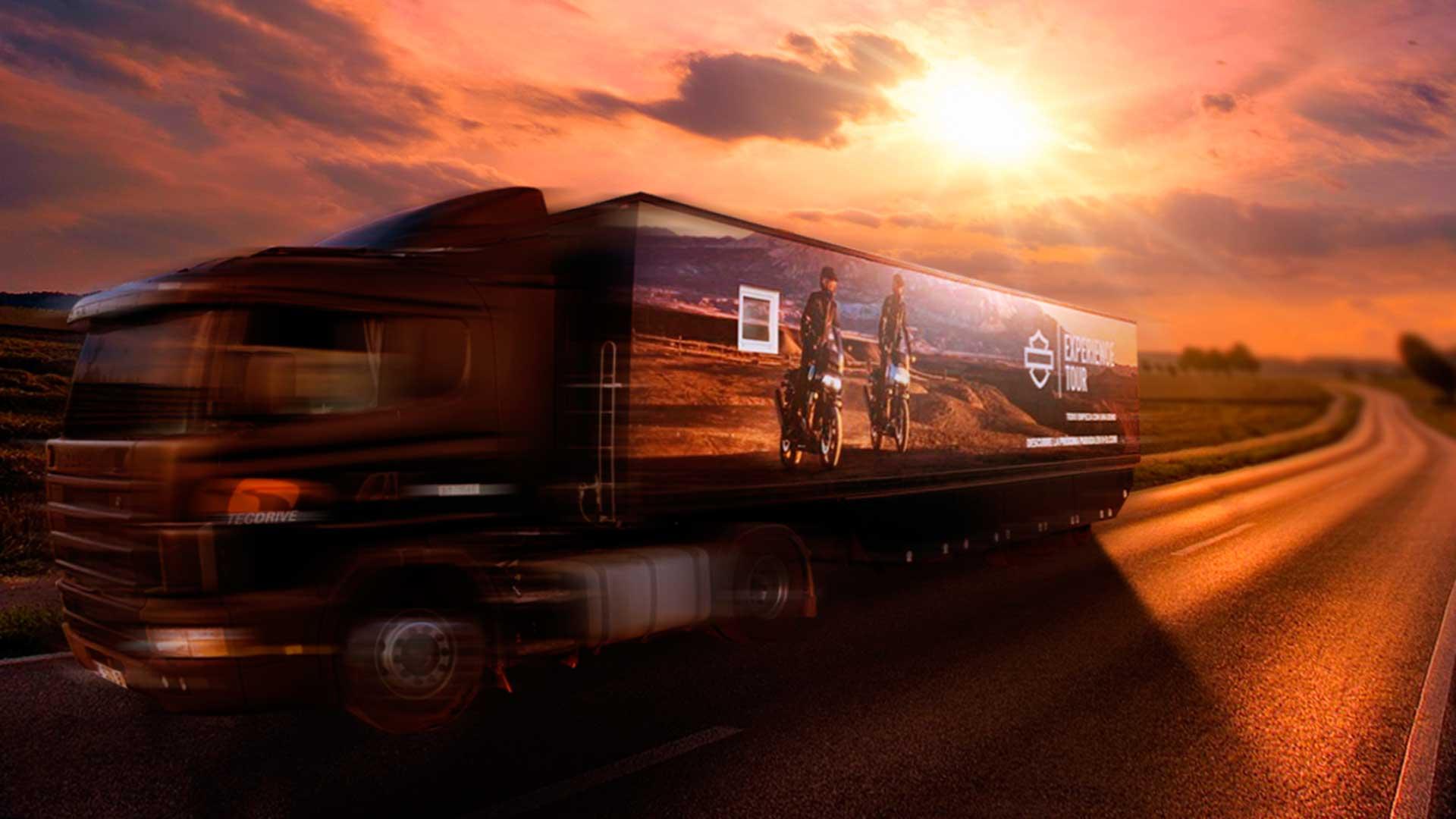 El Experience Tour de Harley-Davidson llega este fin de semana a Cantabria