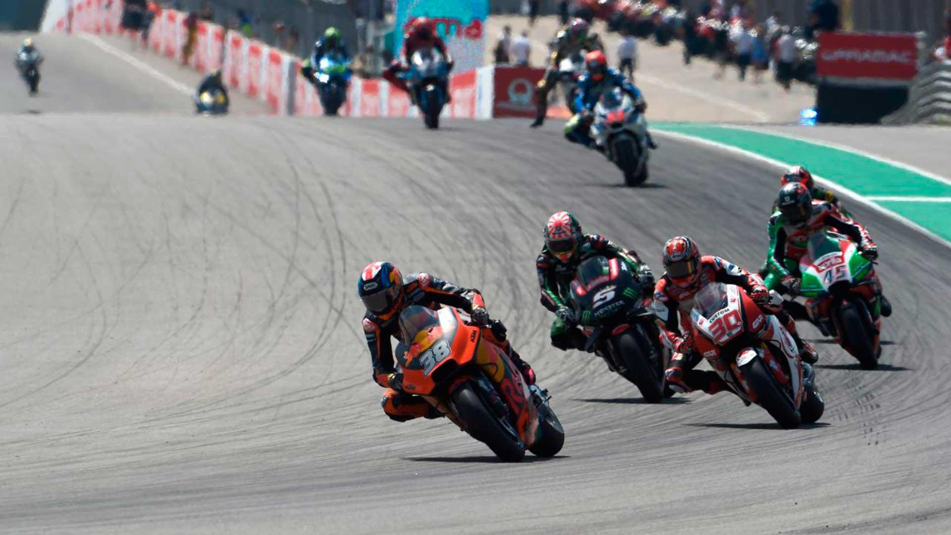 Previo del GP de Alemania de MotoGP: ¿se romperá la racha?