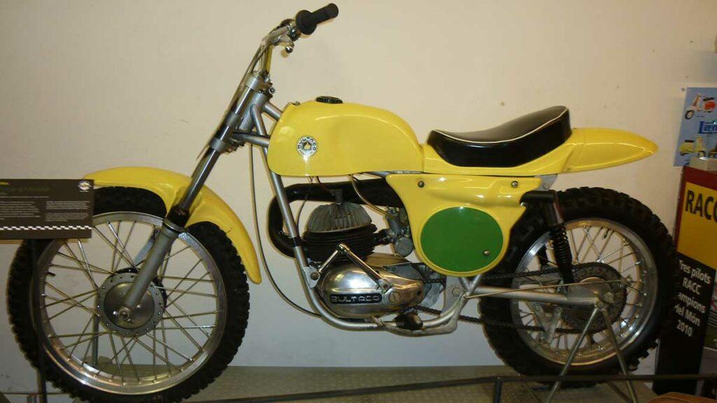 Bultaco Mestisse