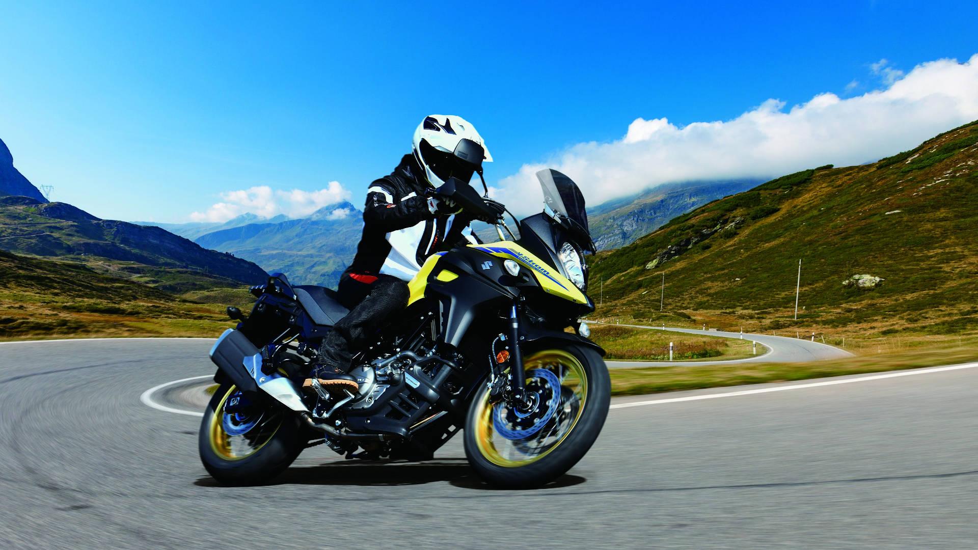 Promoción Suzuki V-Strom 650: adquiere la trail nipona y llévate el seguro de regalo