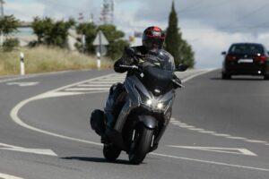 Fotos: Prueba KYMCO Grand Dink 300