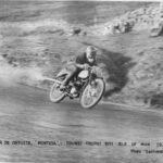 Javier de Ortueta participant al TT Illa de Man 1951