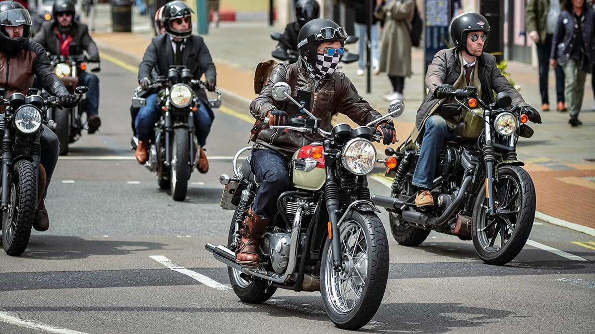El décimo aniversario del Distinguished Gentleman's Ride, un éxito