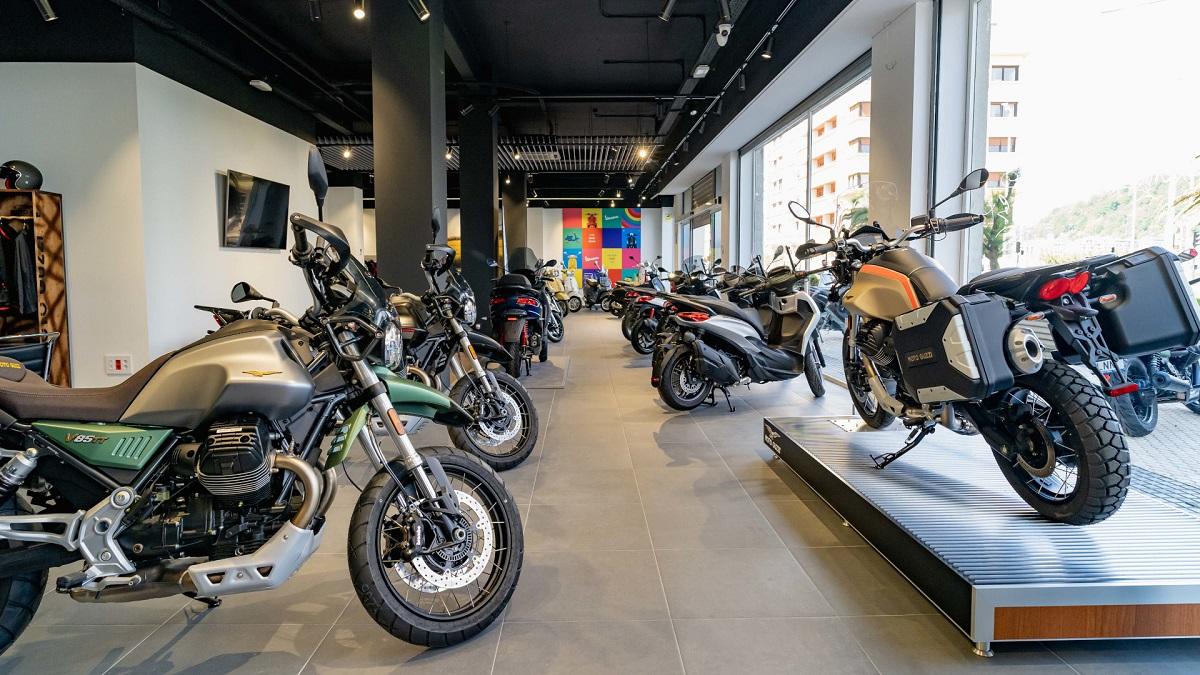 ¿Cuáles son las marcas de motos más vendidas en 2021 hasta mayo?