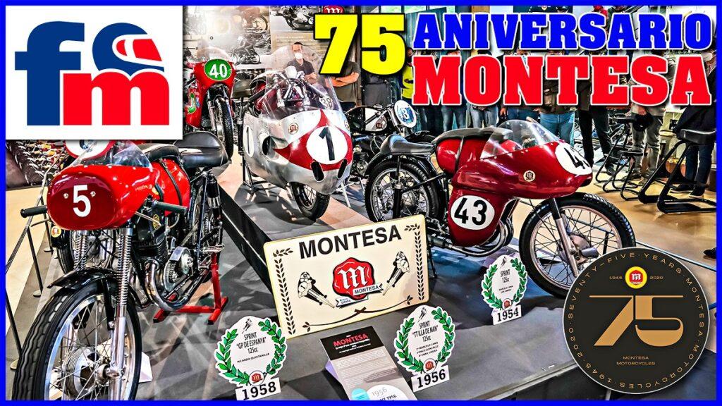 Montesa 75 Aniversario