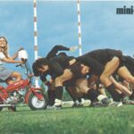 Montesa MiniMini Creativitat publicitaria de 1970