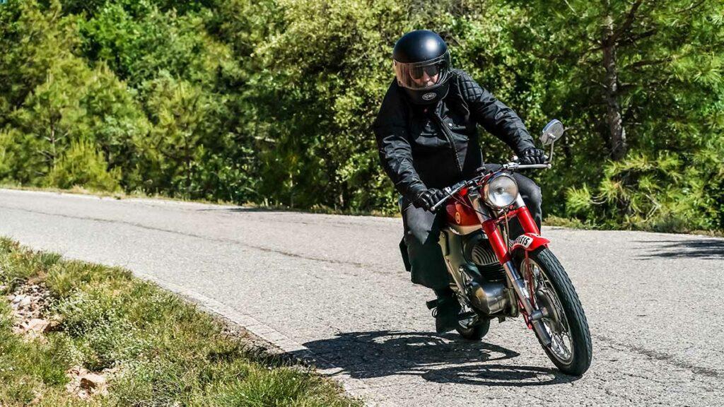 Prueba motos Montesa