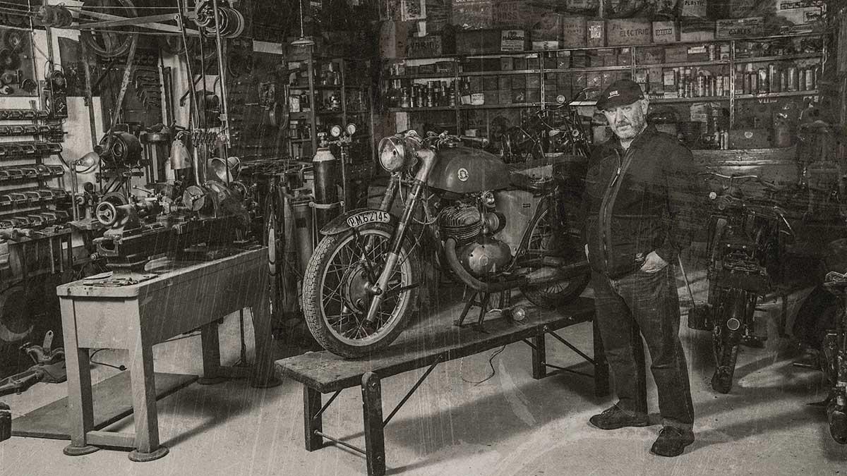 Las motos más espectaculares de la Exposición Montesa 75 aniversario