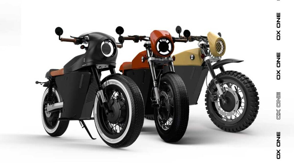 OX Motorcycles 1