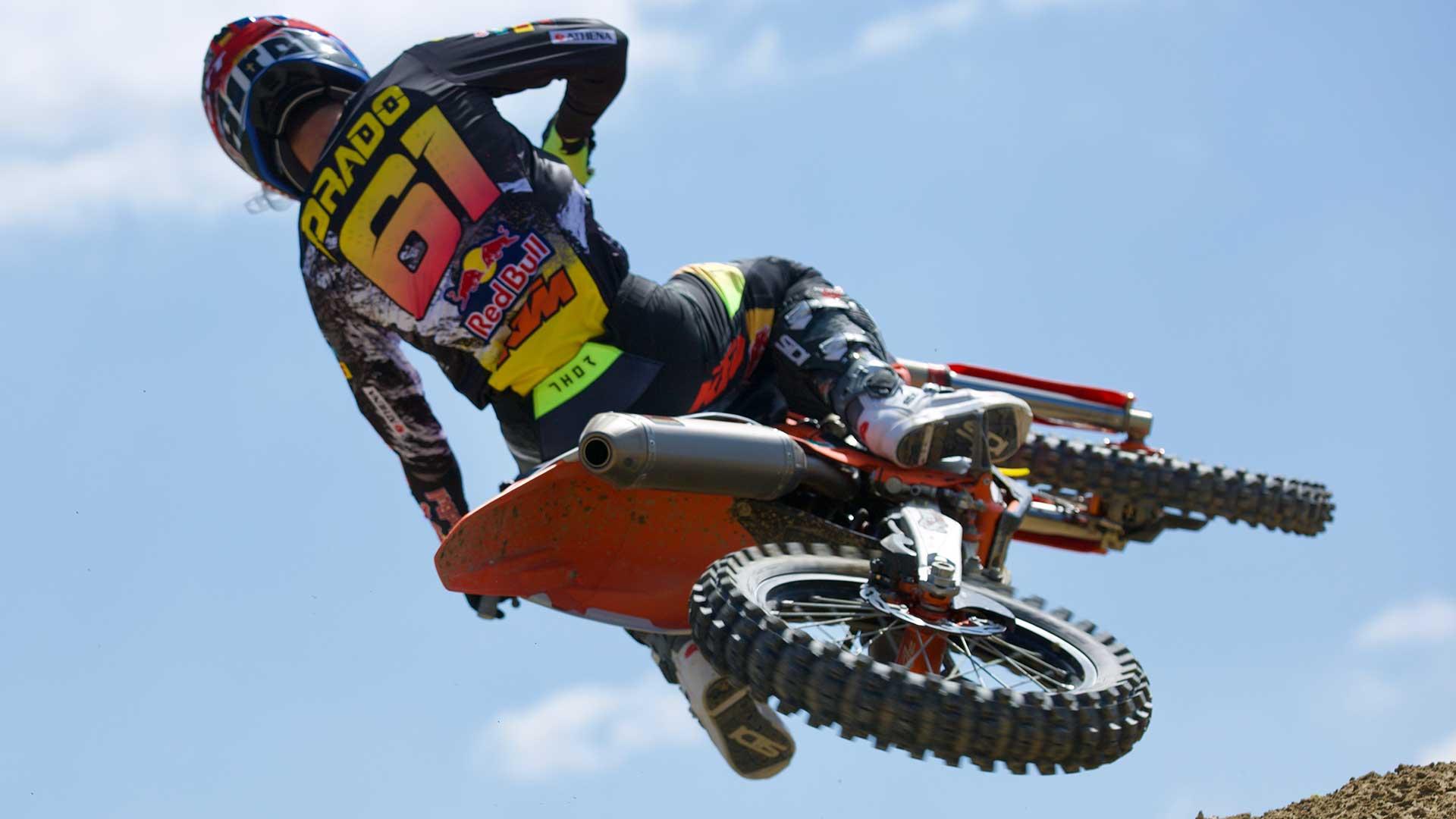 Jorge Prado termina séptimo en un accidentado MXGP de Rusia