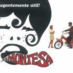 Publicitat de la Mini Montesa 1968