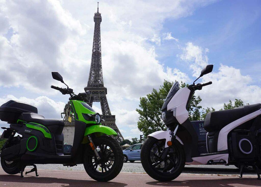 Silence en Paris