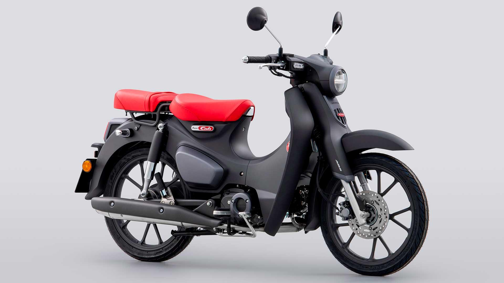Nuevas Honda Super Cub y Monkey 2022: más eficientes y confortables