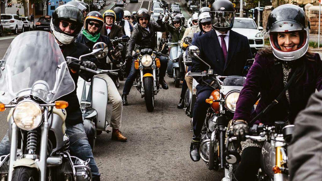 Distringuished Gentleman's Ride