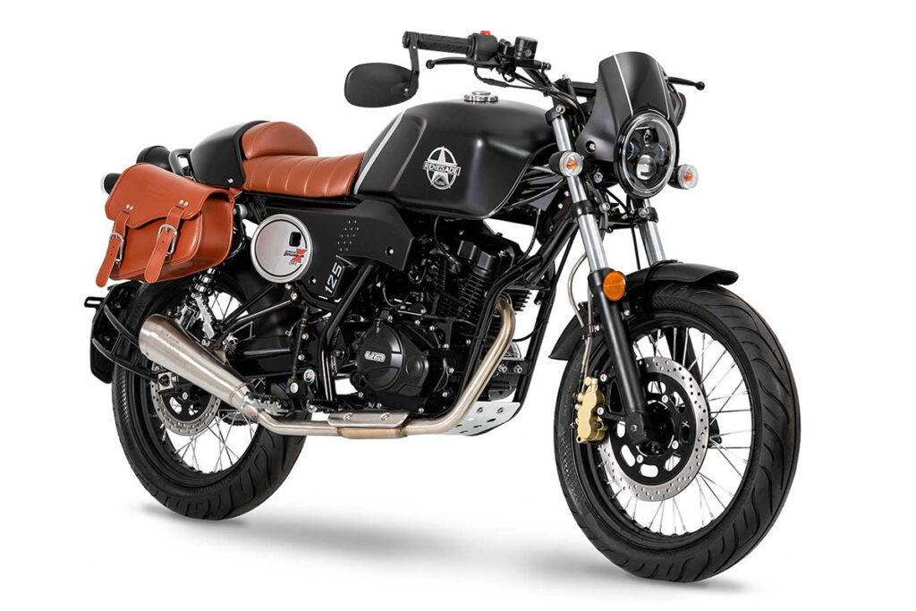 UM Motorcycles Scrambler X Cafe
