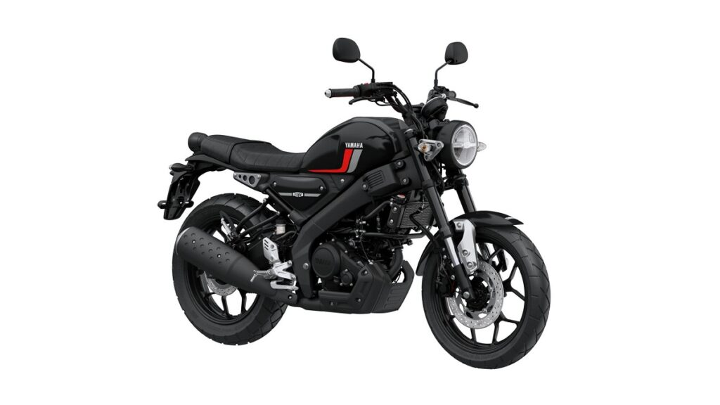 Yamaha XS125