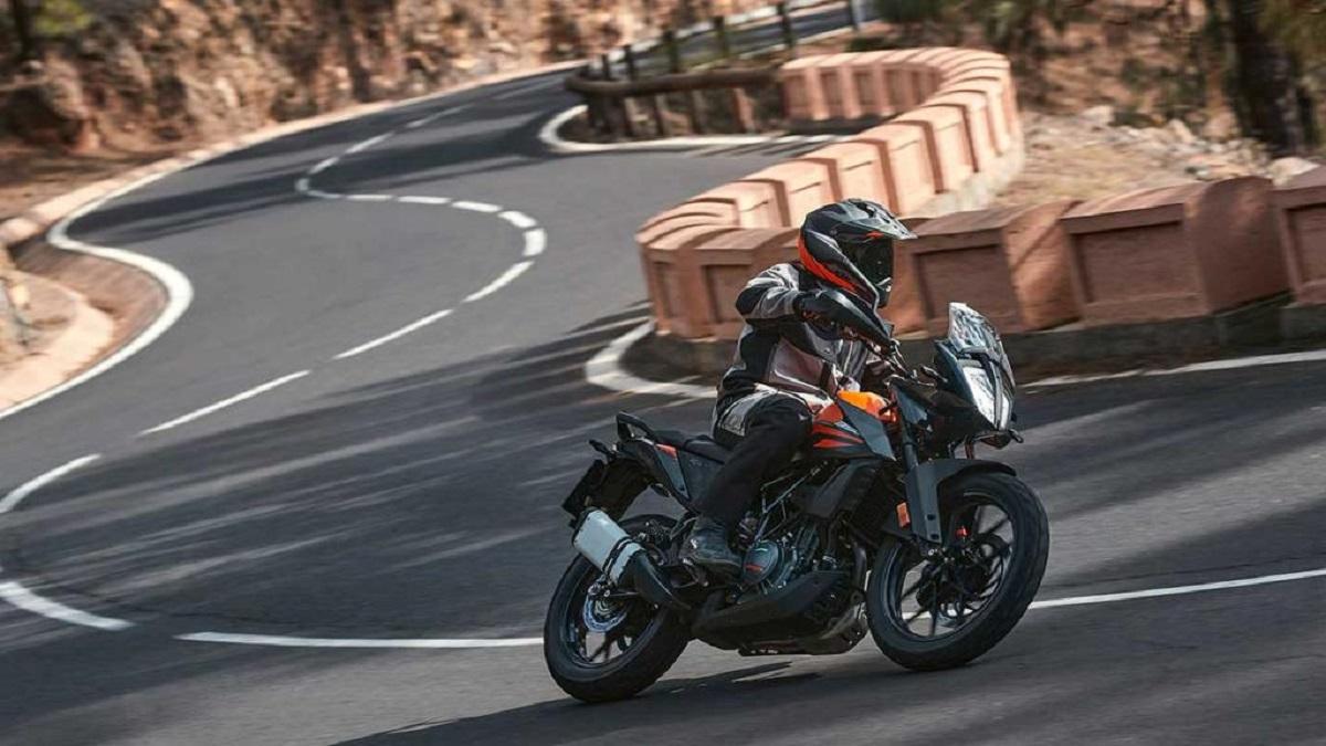 Motos trail carné A2