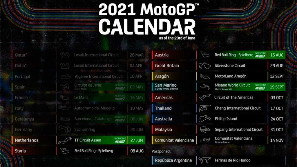 calendario-provisional-motogp-2021
