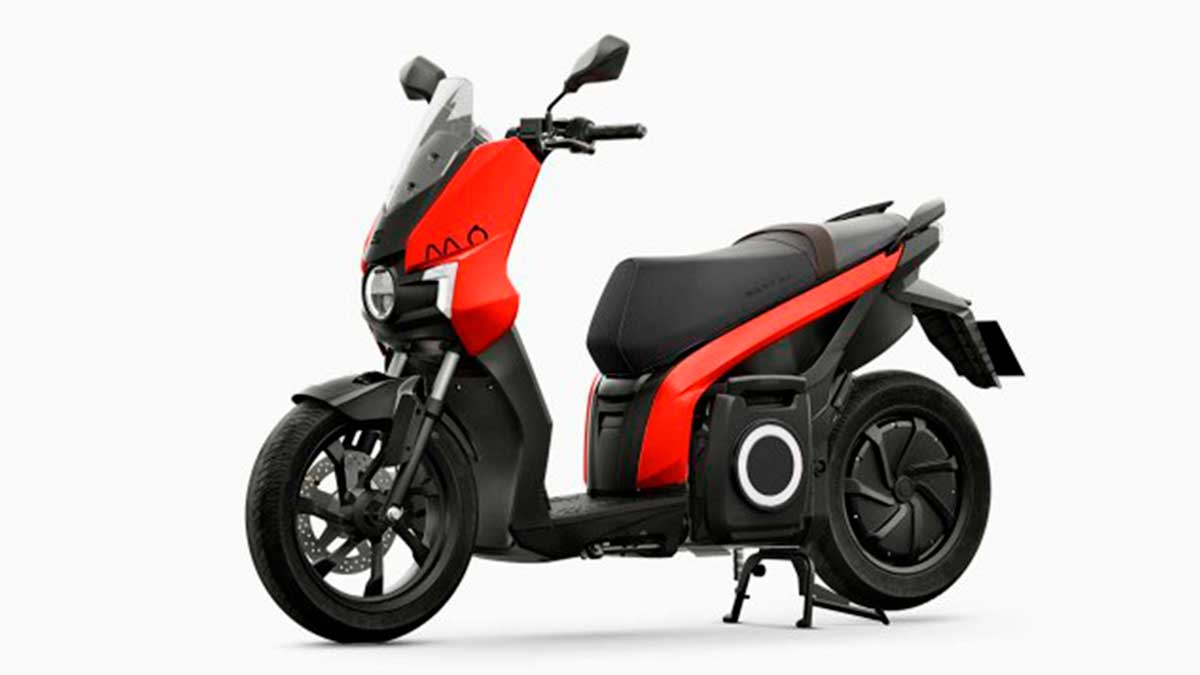 seat mo-escooter125