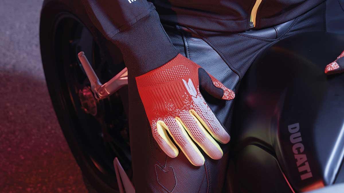 Tus manos, siempre protegidas con los guantes SPIDI X-Knit