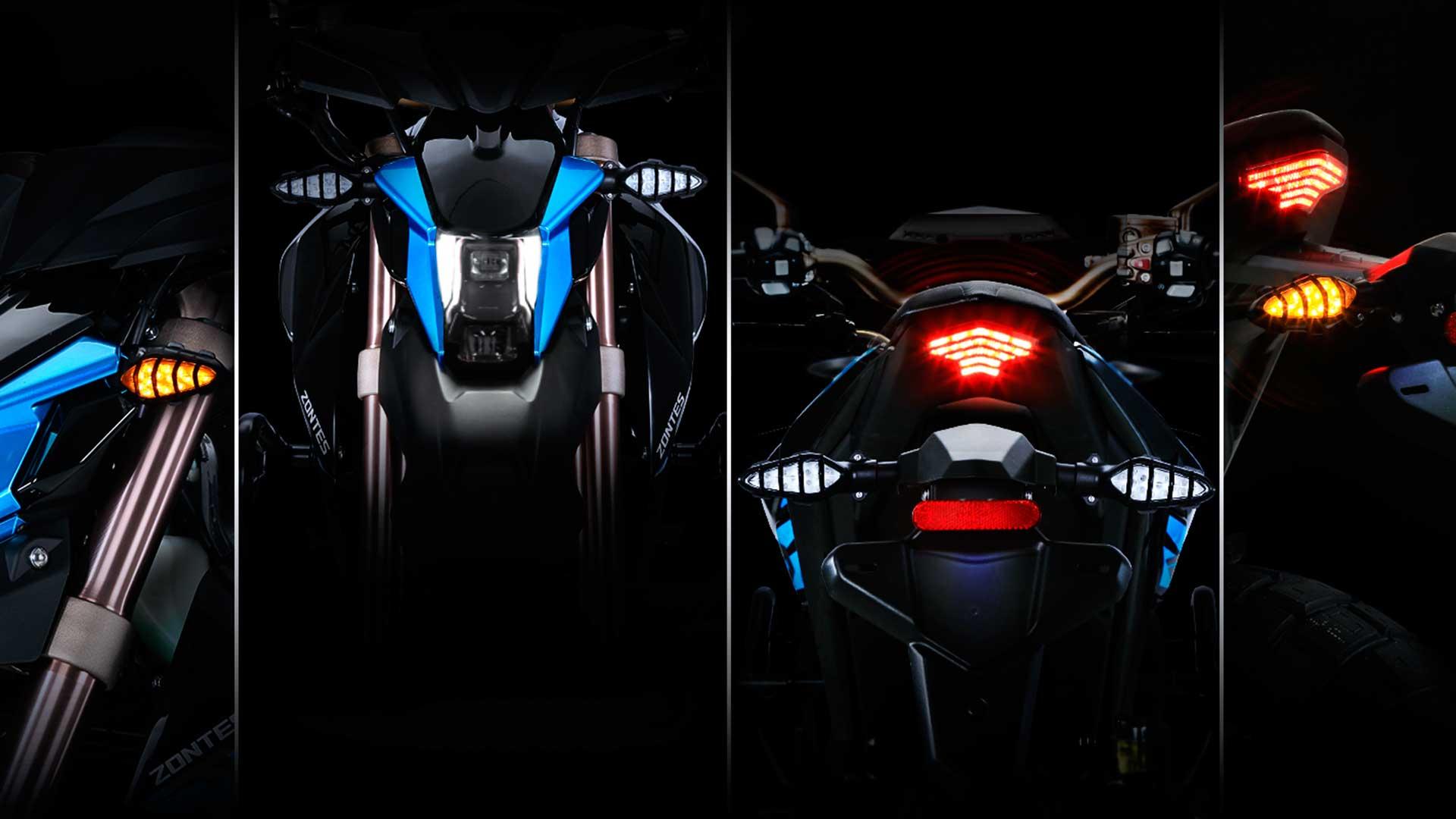 Zontes lidera el mercado de motos de 125cc en España